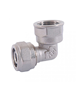 Обжимные фитинги для металлополимерных труб HLV