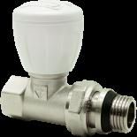 Арматура для подключения радиаторов отопления HLV-107008