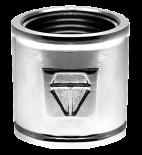 Резьбовые фитинги HLV-110270 Cr